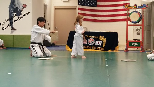 Belt test Dec 2019