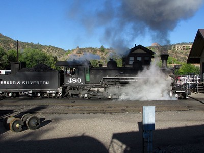 Durango- Silverton RR 9-26-15