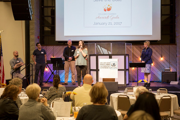 Poulsbo Chamber of Commerce Luncheons
