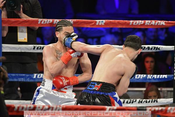 Joseph  Adorno Defeats Ivan Gil de Lamadrid by 1st Round KO
