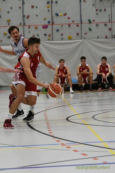 2019 Basket Morges vs Renens 14.11.2019