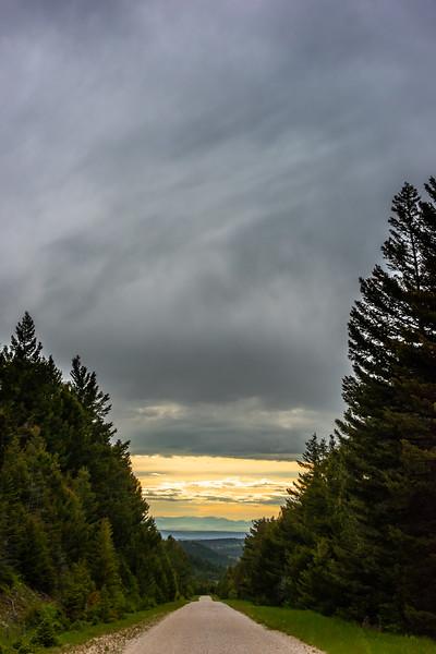 Pryor Mountain Photo