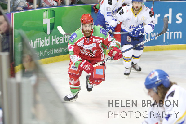 Cardiff Devils vs Fife Flyers 24-01-16
