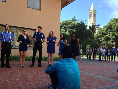 Cal Performances Fall Free for All 2013