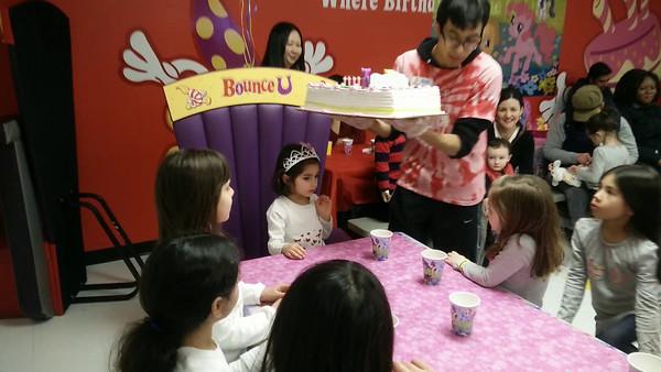 Elisa 5th Birthday Party
