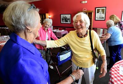 Photos: Longmont High's Class of 1950 Celebrated 71st Reunion