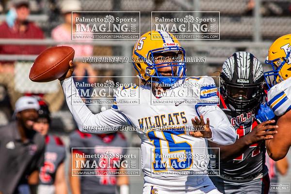Lexington Vs Gilbert Varsity Football