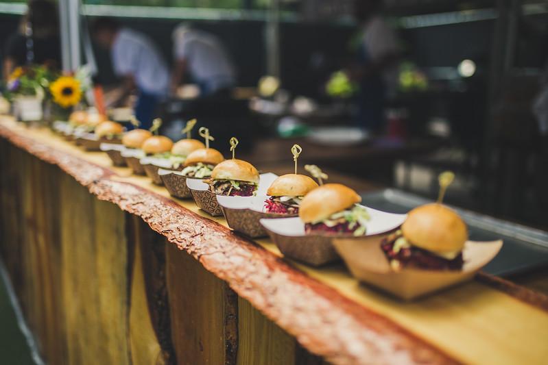 Burgers, Brews and Bluegrass Block Party