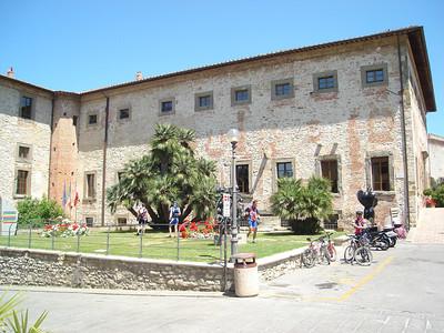 TUSCANY & UMBRIA 2007 Castiglione del Lago