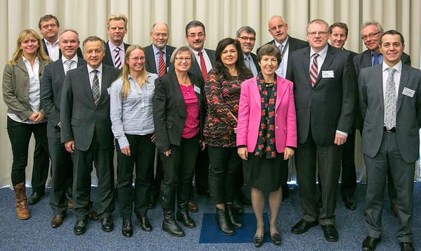 EFTA Parliamentary Committee 12.11.2012