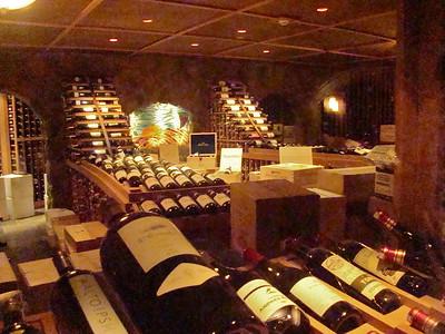 Crystal Springs Wine Cellar/Hardyston/NJ - Sept., 2012