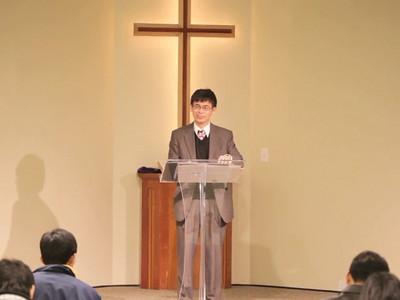 Mandarin Sunday message/worship