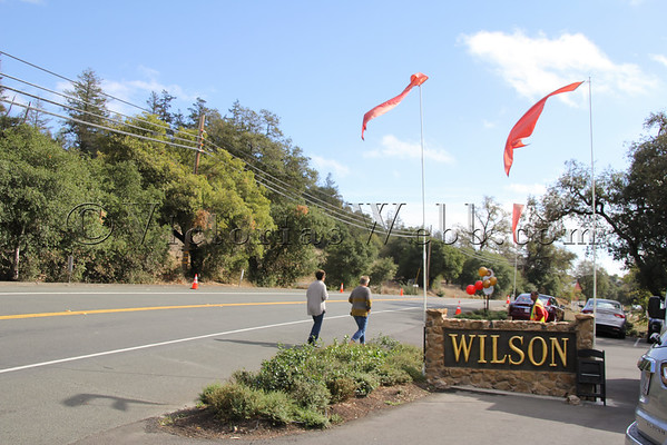 Wilson Winery Wine and Food Affair 11092015