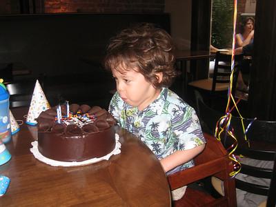 Dylan's 3rd Birthday!