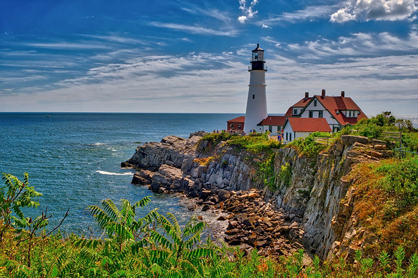 Maine and Acadia National Park