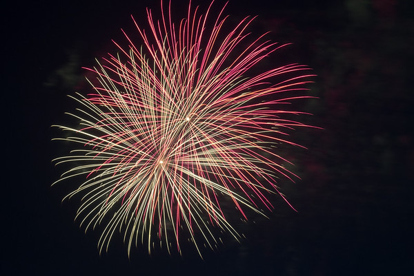 Fireworks July 2014