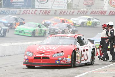 ARCA Remax Series, Toledo Speedway, Toledo, OH, October 14, 2007