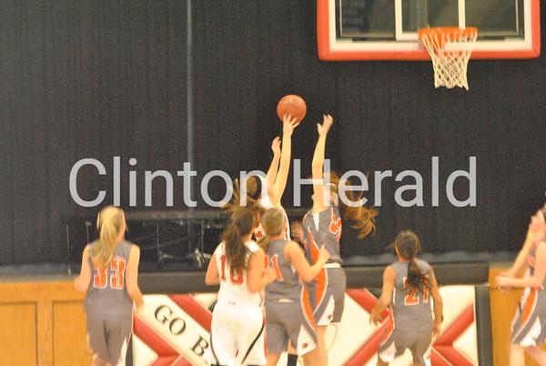 Girls Regional Basketball (02-13-14): Easton Valley vs. Marquette Catholic