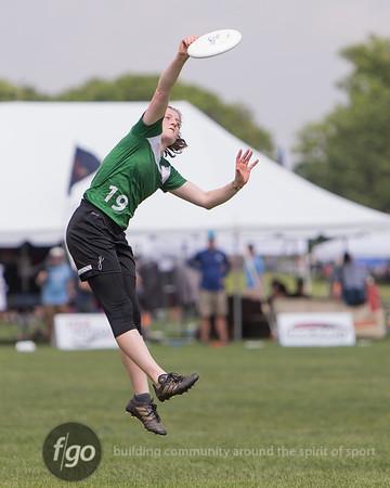 5-27-17 Notre Dame Womb v Oregon Fugue - USAU D1 National Championships