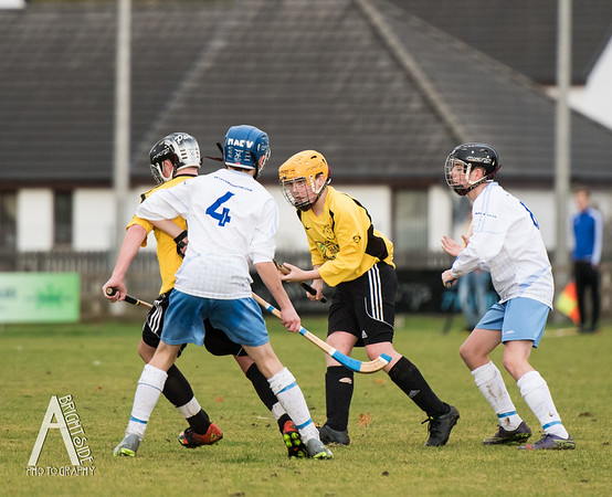 under 14s Shinty (Fort v Skye)