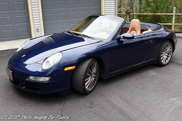 "2005 Porsche Carrera ""S"" Cabriolet"