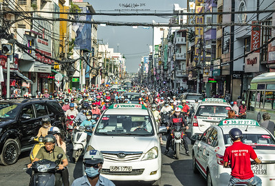 Vietnamese Street Scenes
