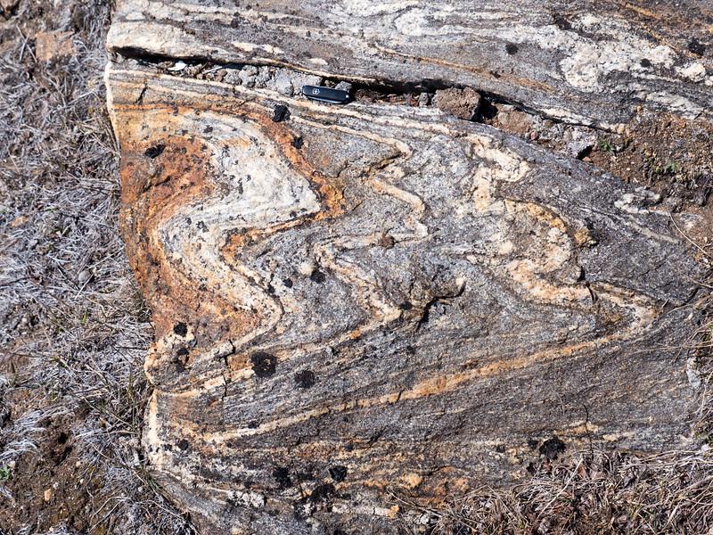 Chevron Folds