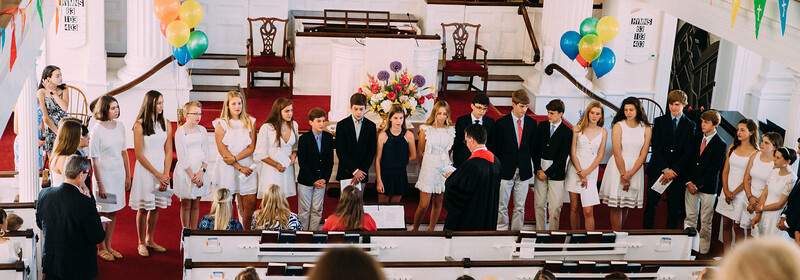 Shane's confirmation
