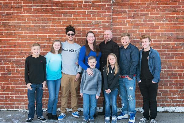 Kovach-Bell Family