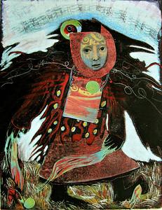 Raven's Daughter by Denise Kester