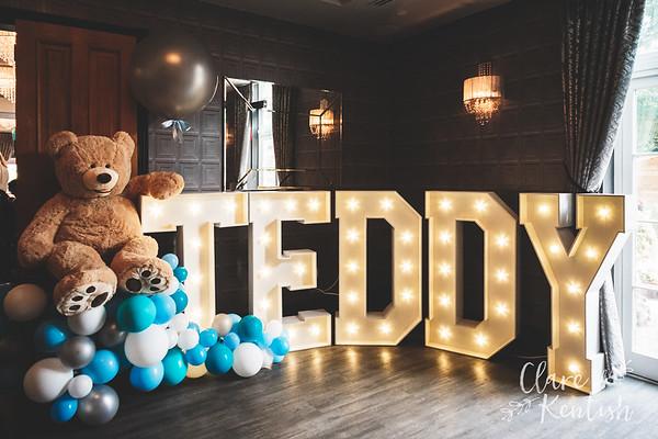 Teddy's Christening