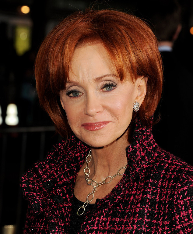 ". Actress Swoosie Kurtz arrives at the premiere of Universal Pictures\' ""Identity Theft\"" at the Village Theatre on February 4, 2013 in Los Angeles, California.  (Photo by Kevin Winter/Getty Images)"