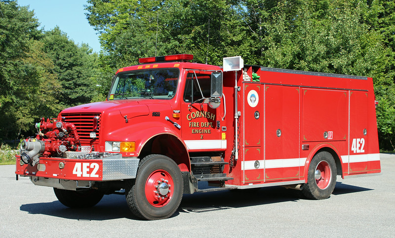 Engine 2 1997 International / Arundel Fire Apparatus 1000 / 1350