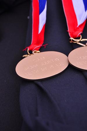 2009 - UMAC Men's Cross Country