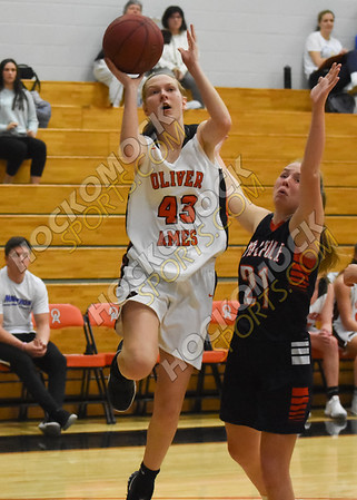 Oliver Ames - Walpole Girls Basketball 12-27-19