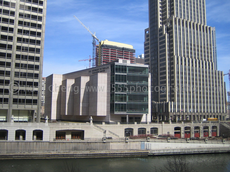 University of Chicago, Graduate School of Business (Downtown Chicago Campus)