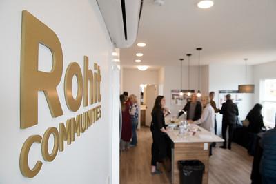 Rohit Seton Opening
