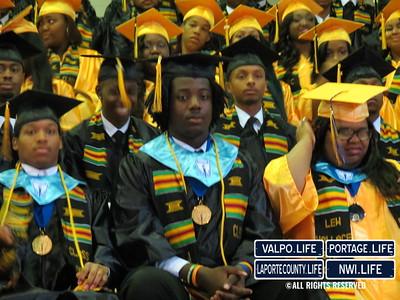 Lew Wallace STEM Academy Graduation 2014