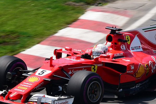 Montreal F1 Grand Prix 2017