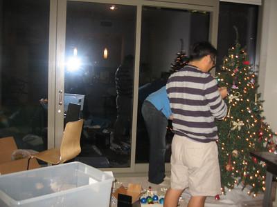 2009 Tree Trimming