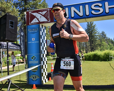 XTERRA Tahoe City Finish