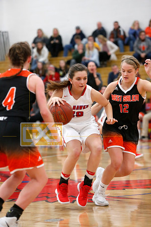 High School Girls' Basketball 2017-18