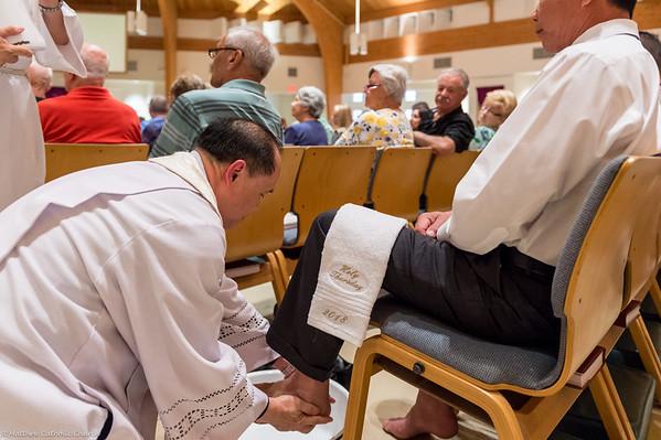 Holy Thursday Mass