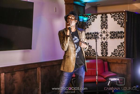 Comedy Night @ Cabana Lounge | Thursday 4-28-16