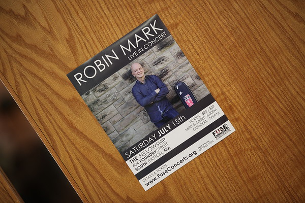 Robin Mark Concert