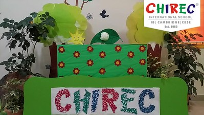 Online Puppet Shows from CHIREC!