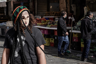 20210202 COVID-19: DAILY LIFE: Jerusalem