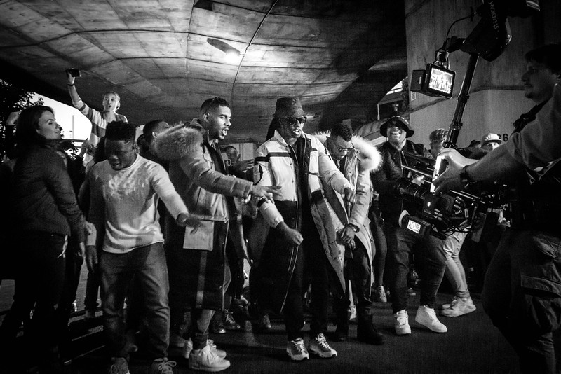WSTRN ON SET 'In2' - behind the scenes of the making of this global chart topping single