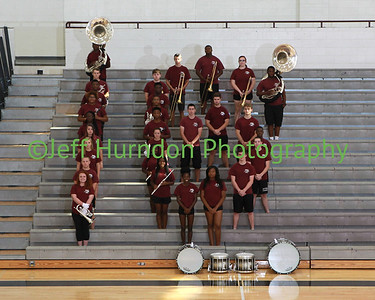 Band Picture day 8-8-2015