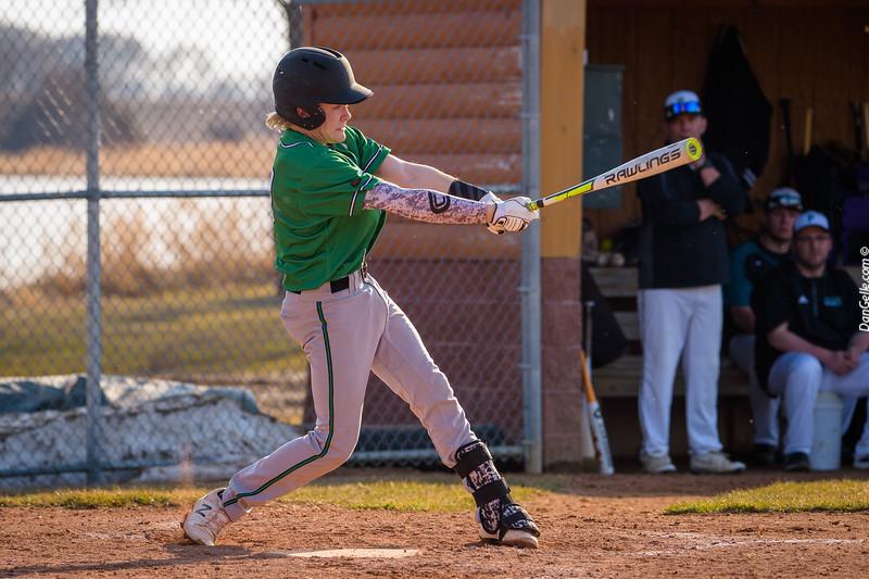 Dragons Baseball vs Falcons